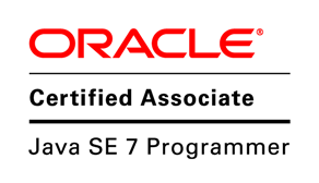 Oracle Java programmer I certificate